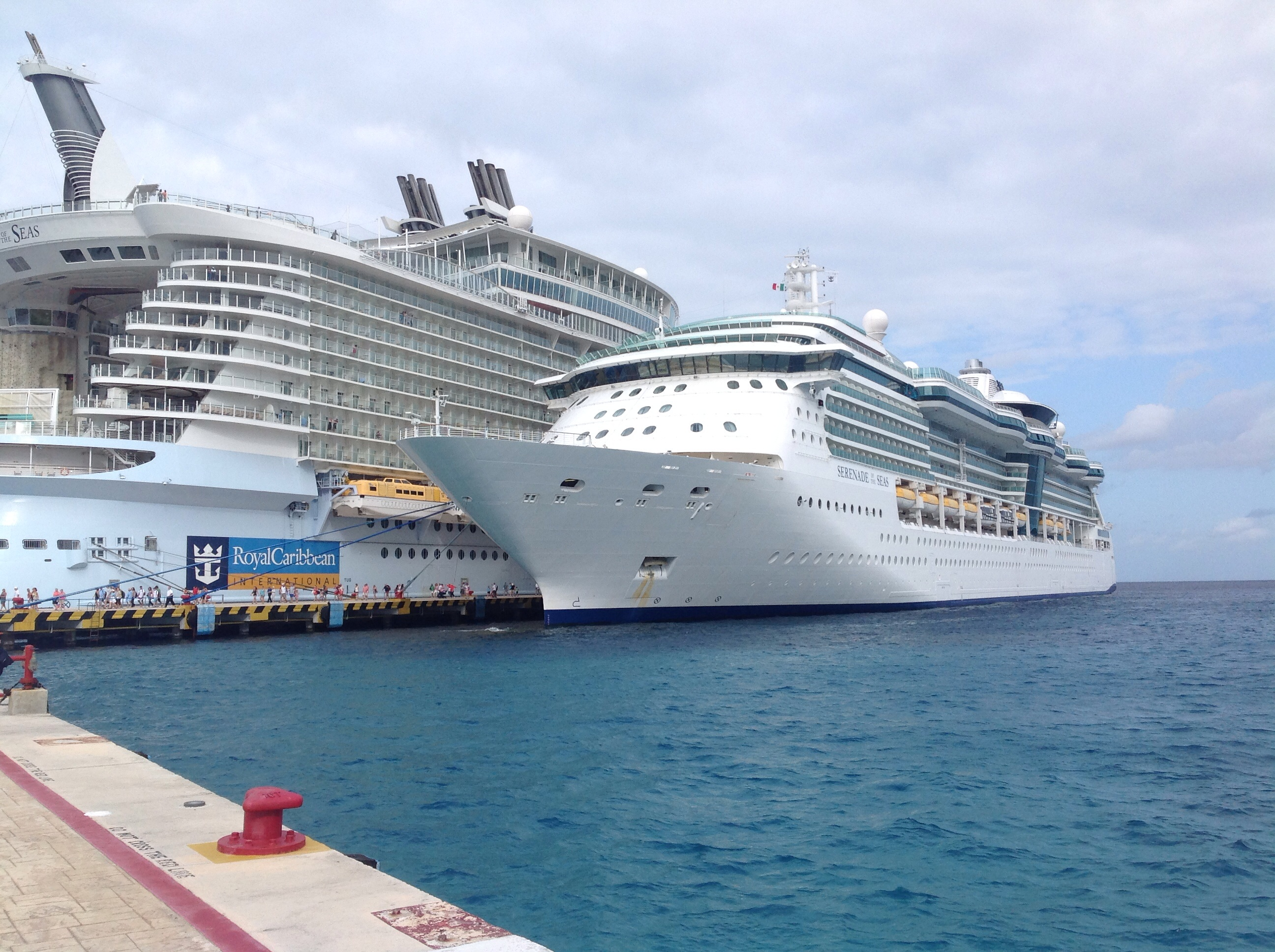 Which Is The Biggest Cruise Ship In The World